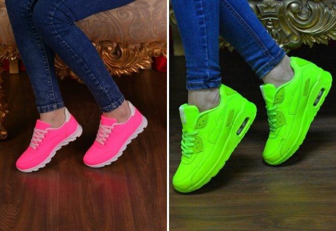 Кроссовки, выбираем модную обувь 2019 29