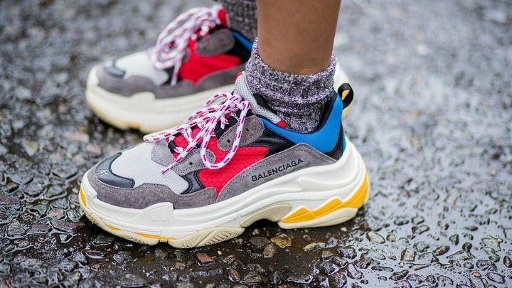 Кроссовки, выбираем модную обувь 2019 6