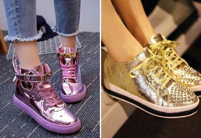 Кроссовки, выбираем модную обувь 2019 26