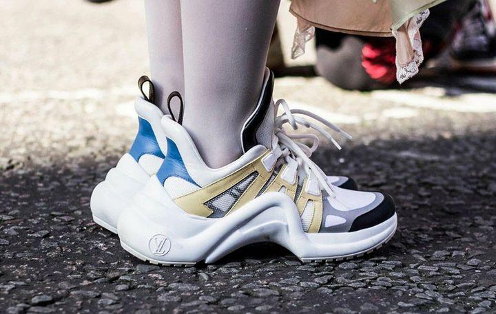 Кроссовки, выбираем модную обувь 2019 7