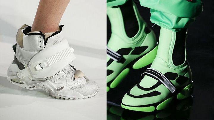 Кроссовки, выбираем модную обувь 2019 10
