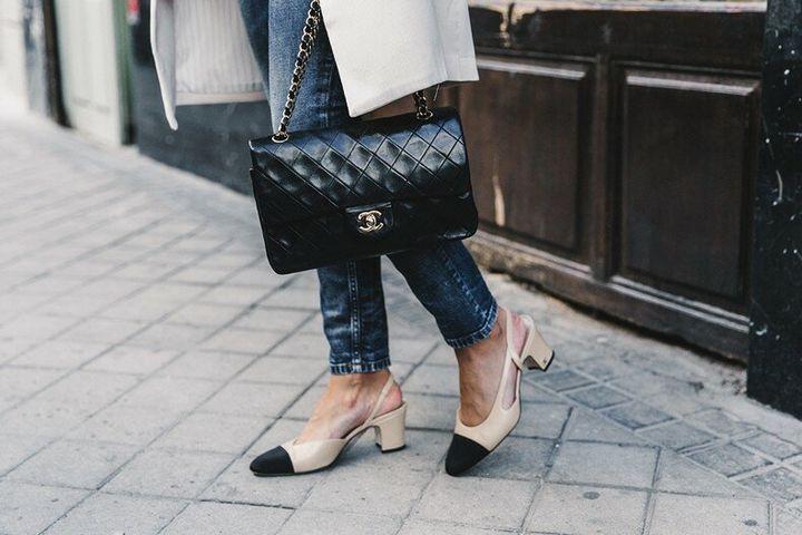 Лучшие варианты летней обуви на каблуке 1