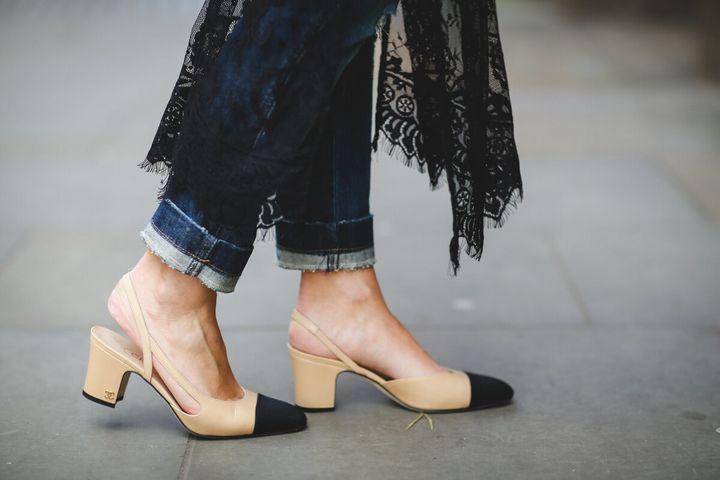 Лучшие варианты летней обуви на каблуке 3