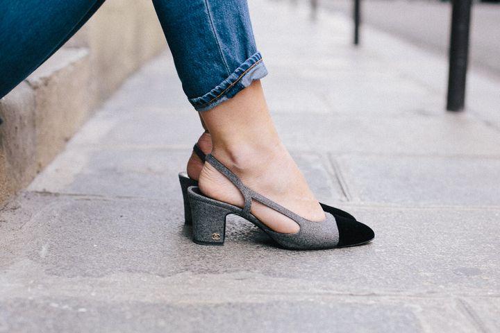 Лучшие варианты летней обуви на каблуке 2