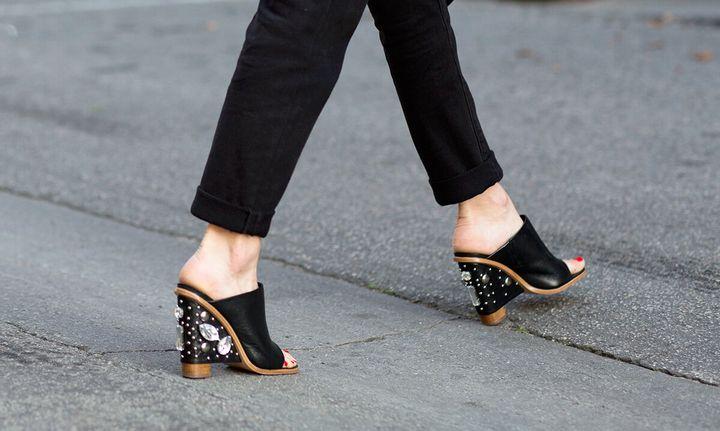 Лучшие варианты летней обуви на каблуке 5