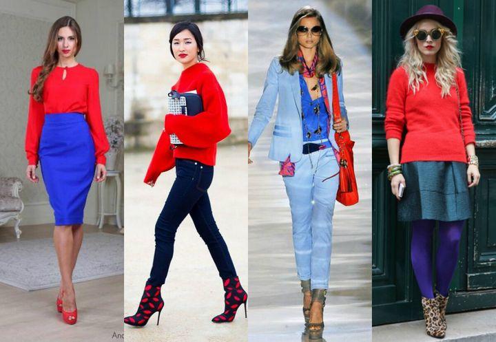 Модные цвета и их сочетание в 2019 году 3