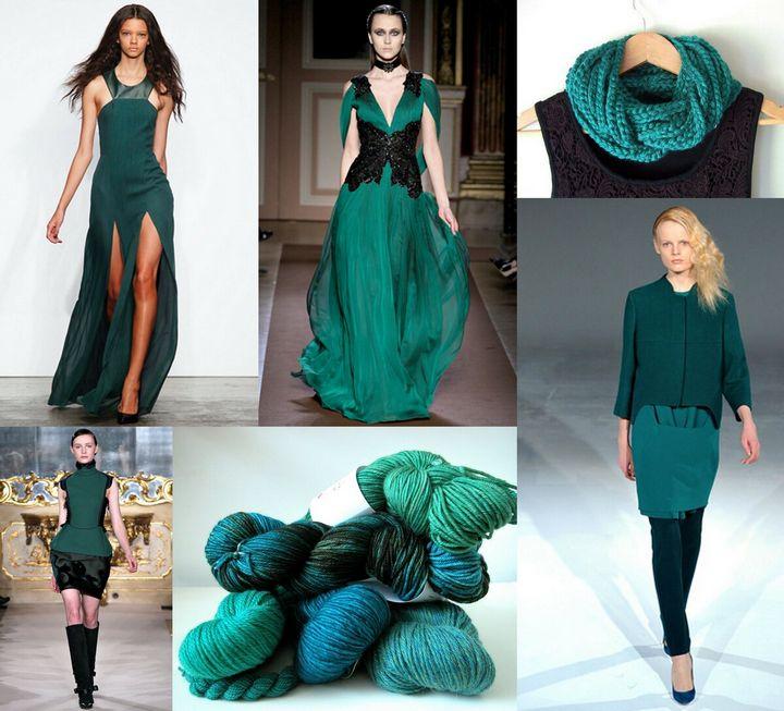 Модные цвета и их сочетание в 2019 году 22
