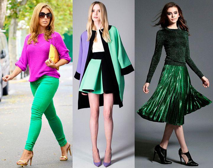 Модные цвета и их сочетание в 2019 году 23