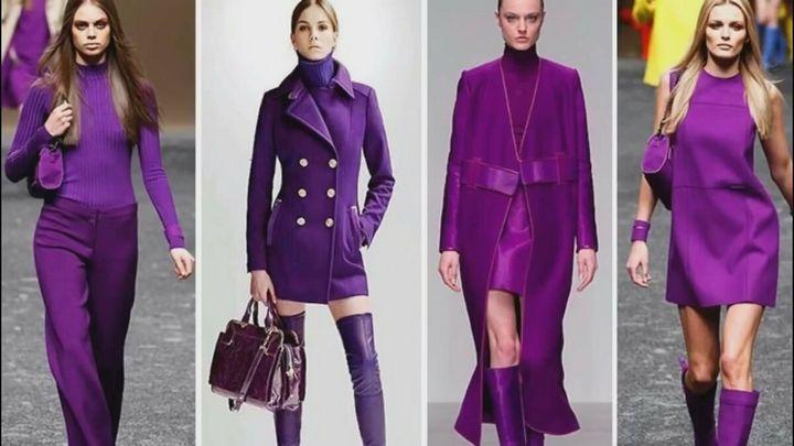 Модные цвета и их сочетание в 2019 году 26