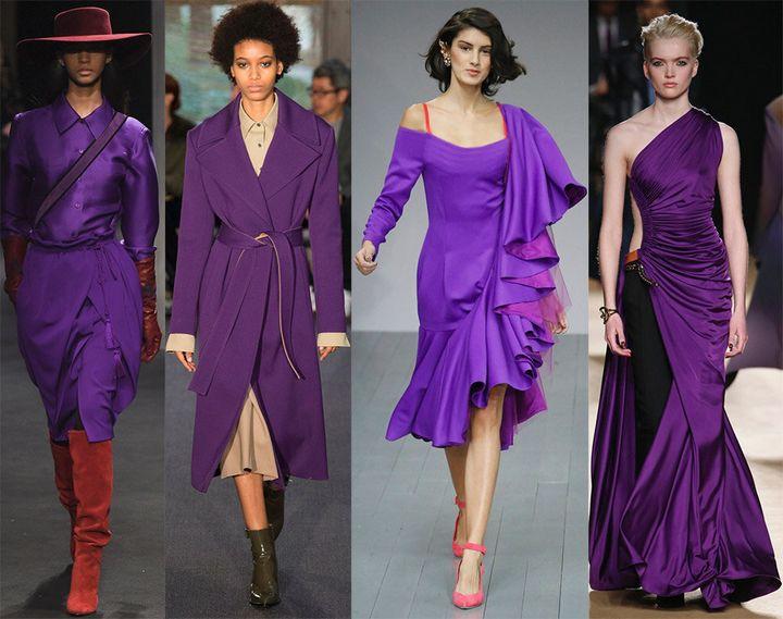 Модные цвета и их сочетание в 2019 году 25