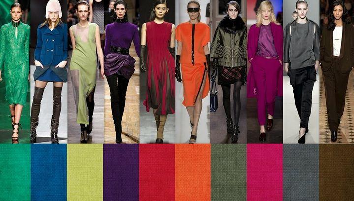 Модные цвета и их сочетание в 2019 году 1
