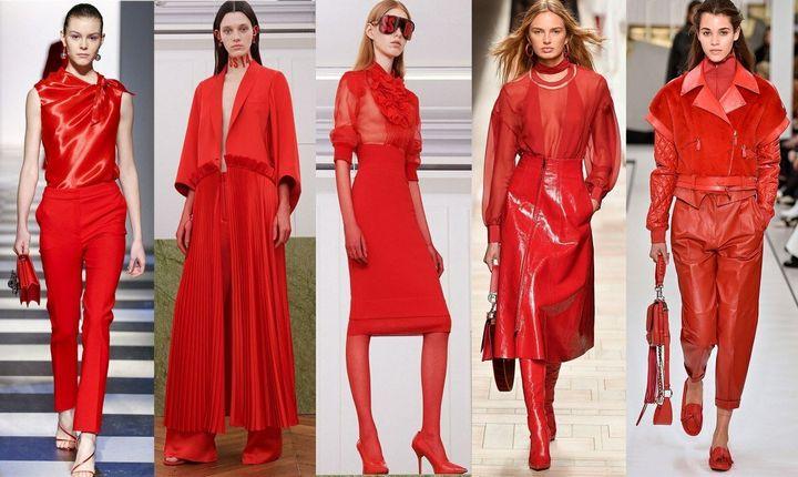 Модные цвета и их сочетание в 2019 году 2