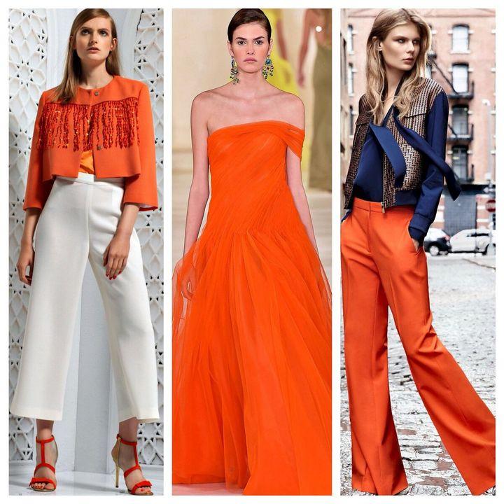 Модные цвета и их сочетание в 2019 году 14