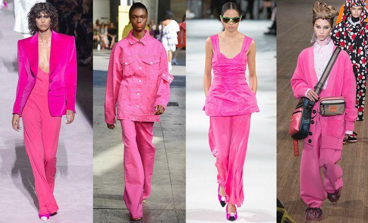 Модные цвета и их сочетание в 2019 году 6