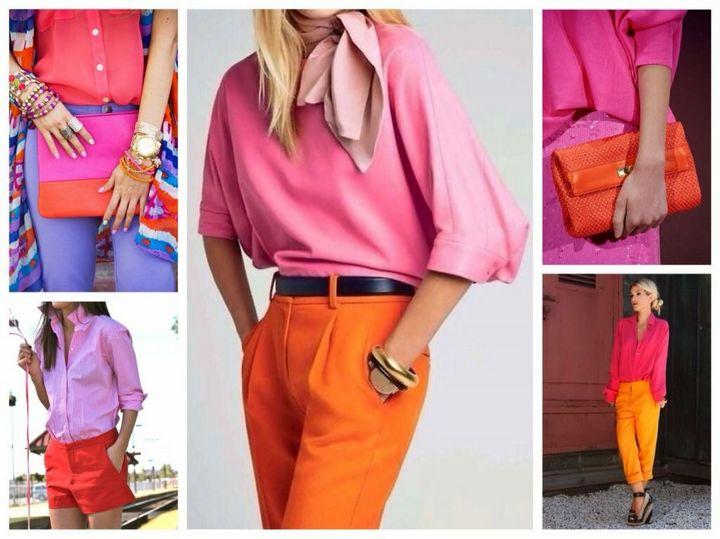 Модные цвета и их сочетание в 2019 году 7
