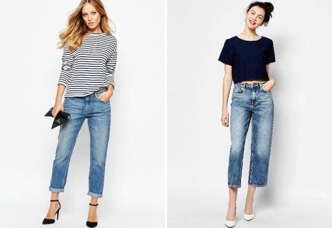 Модные джинсы на лето в 2019 году 11