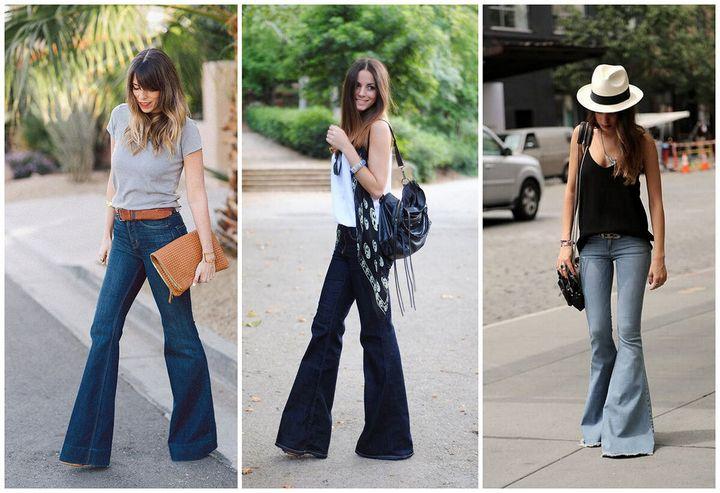Модные джинсы на лето в 2019 году 8