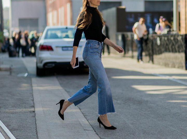 Модные джинсы на лето в 2019 году 17