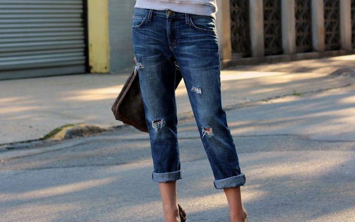 Модные джинсы на лето в 2019 году 16