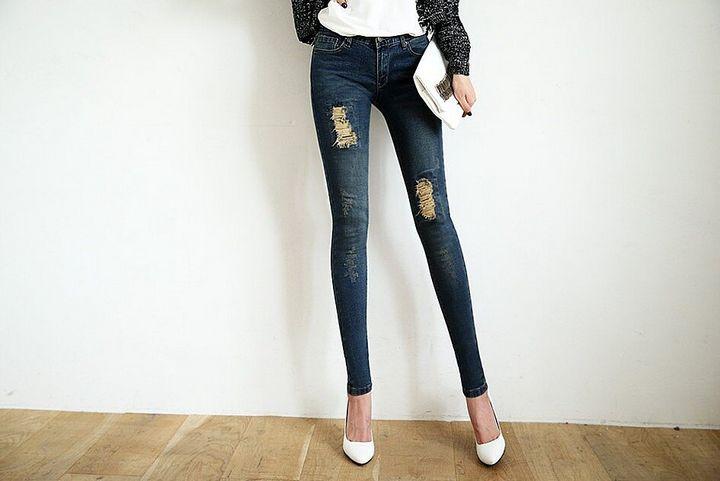 Модные джинсы на лето в 2019 году 9