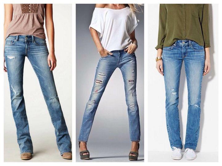 Модные джинсы на лето в 2019 году 12