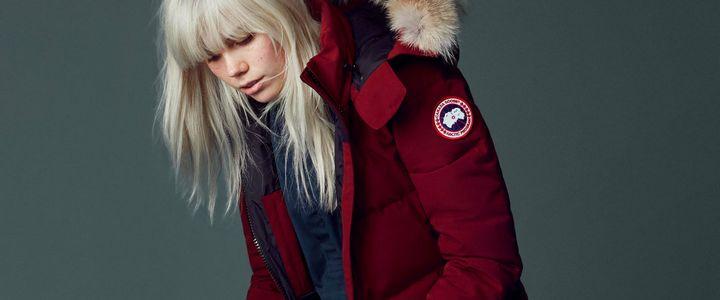 Модные модели зимней парки 13