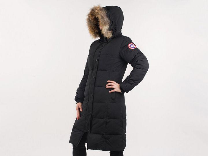 Модные модели зимней парки 11