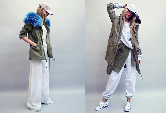 Модные модели зимней парки 2