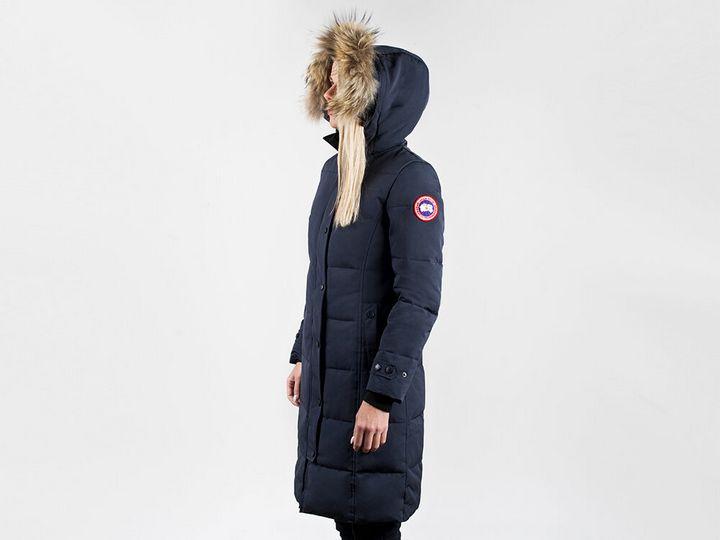 Модные модели зимней парки 10