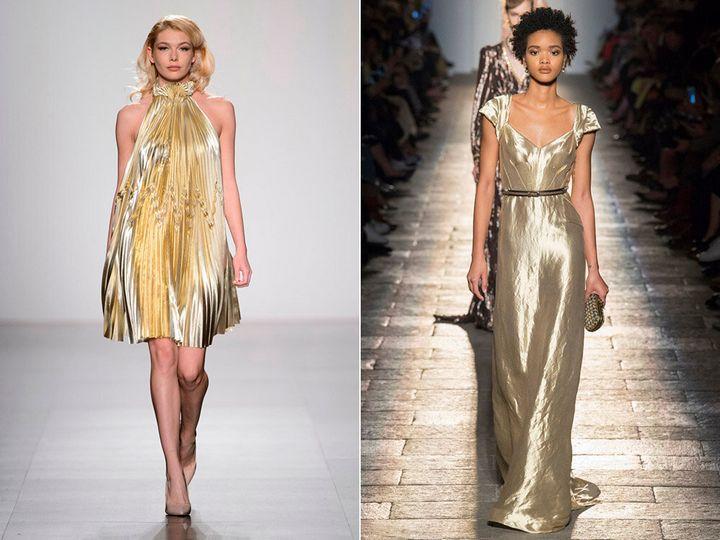 Модные платья 2019 года 16