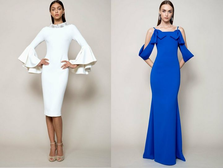 Модные платья 2019 года 11