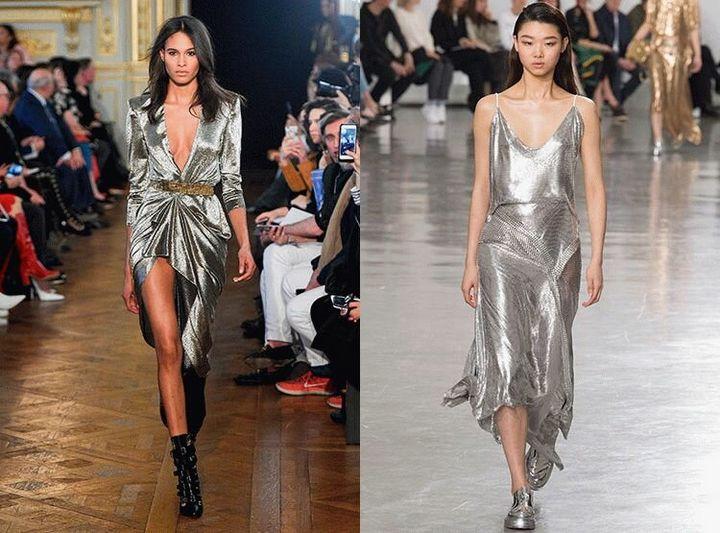 Модные платья 2019 года 4