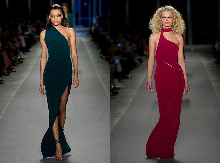 Модные платья 2019 года 9