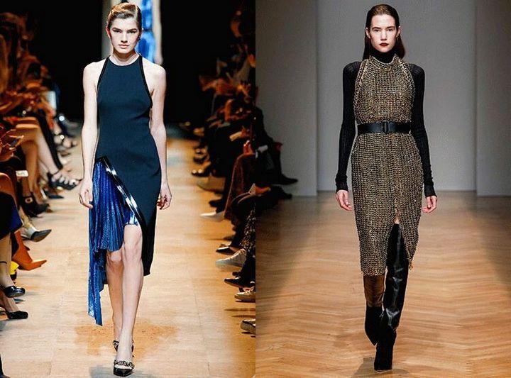 Модные платья 2019 года 13
