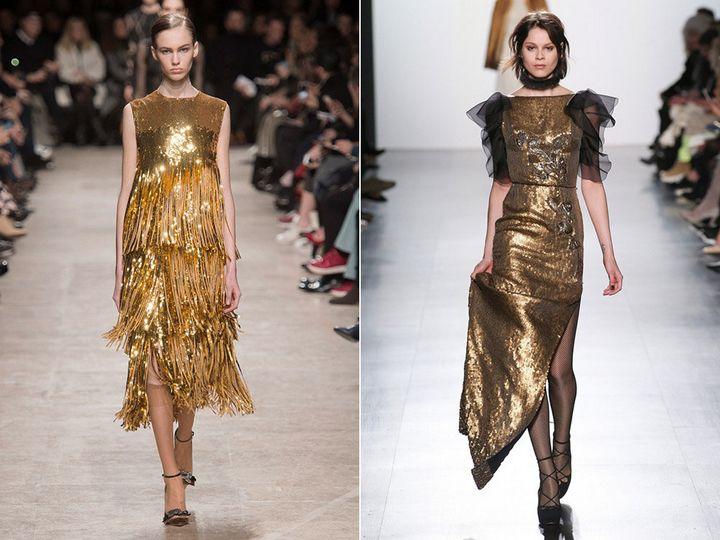 Модные платья 2019 года 3