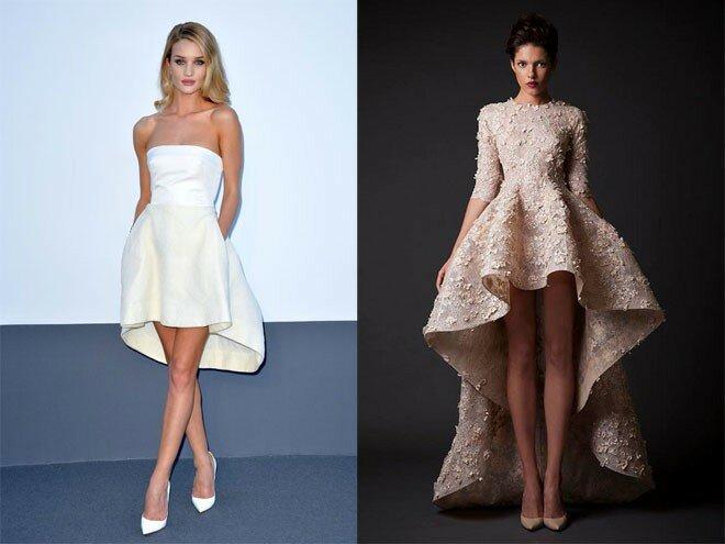 Модные платья 2019 года 10