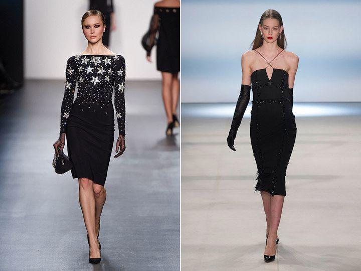 Модные платья 2019 года 12