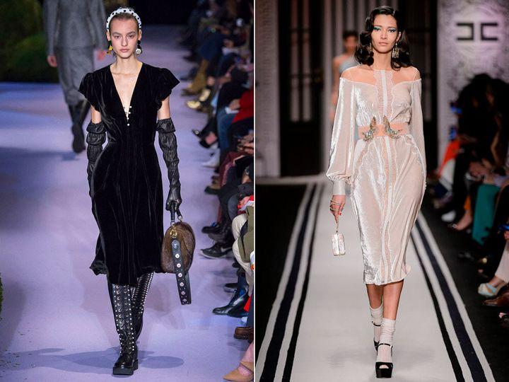 Модные платья 2019 года 6