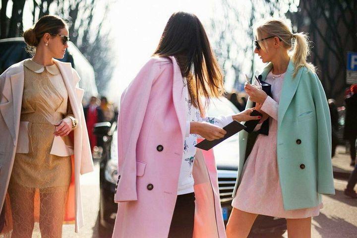 Модные тренды весна-2019 7