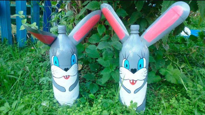 Не стоит выкидывать пластиковые бутылки - пригодятся на даче! 19