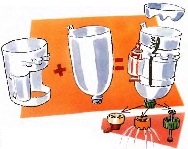 Не стоит выкидывать пластиковые бутылки - пригодятся на даче! 8
