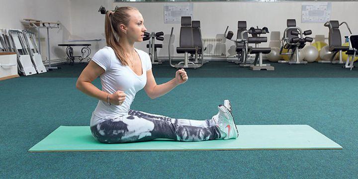 Очень эффективное упражнение 2