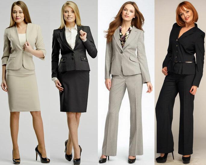 Одеваемся в офис: современные решения для бизнес-леди 22