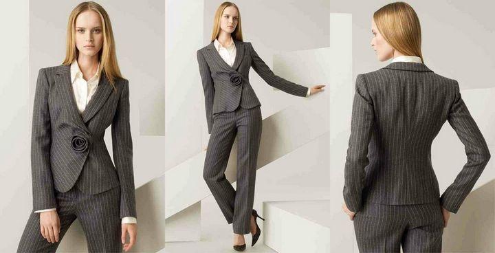 Одеваемся в офис: современные решения для бизнес-леди 20