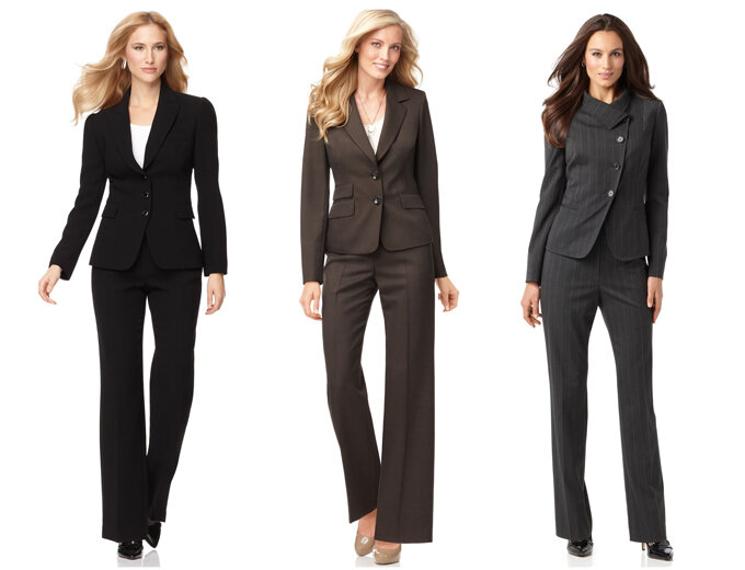 Одеваемся в офис: современные решения для бизнес-леди 21