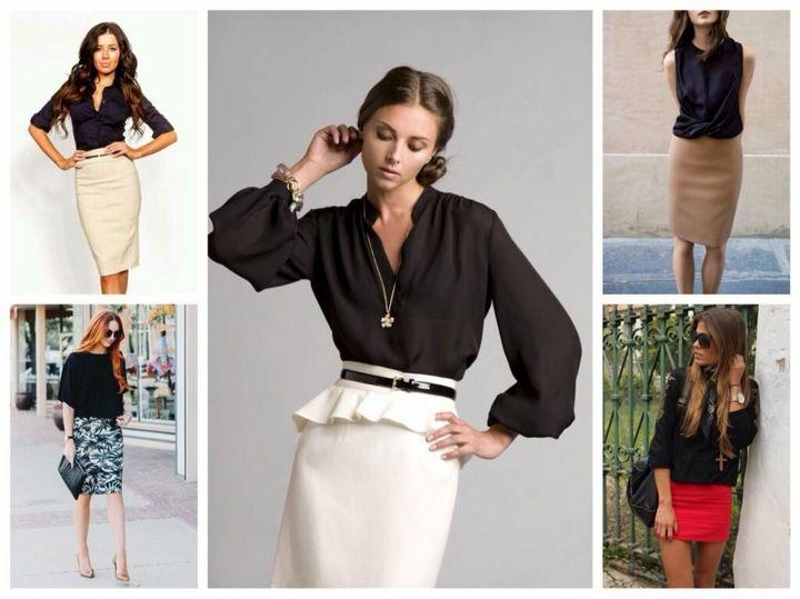 Одеваемся в офис: современные решения для бизнес-леди 14