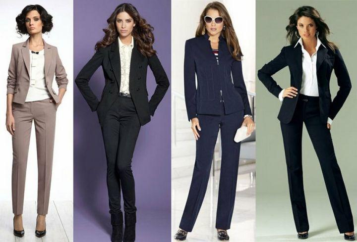 Одеваемся в офис: современные решения для бизнес-леди 19