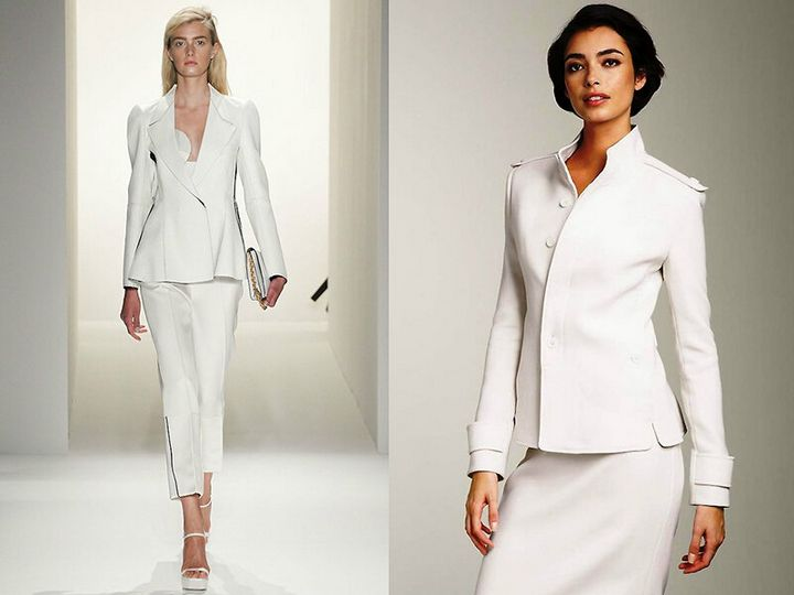 Одеваемся в офис: современные решения для бизнес-леди 17