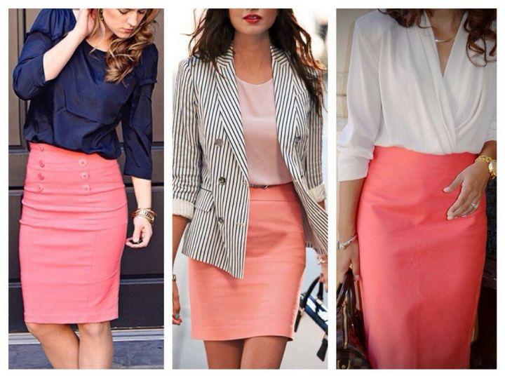Одеваемся в офис: современные решения для бизнес-леди 16