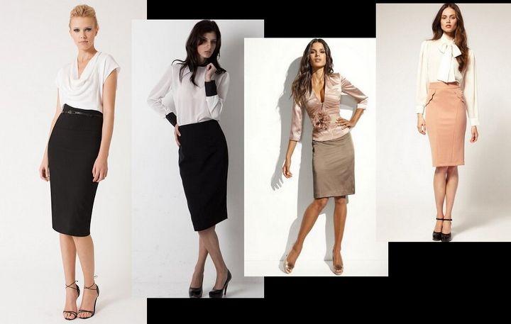 Одеваемся в офис: современные решения для бизнес-леди 9